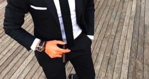 Правила за грижа по мъжки костюм